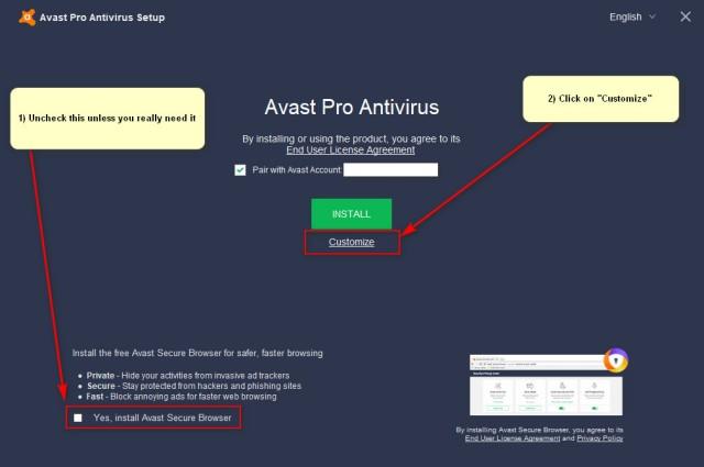 is avast really free