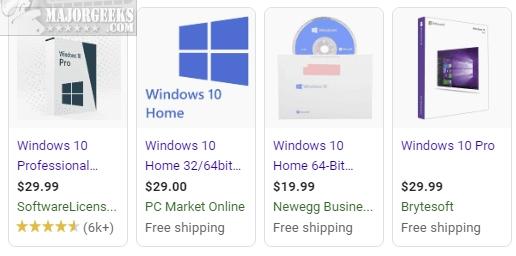 install windows 10 install license key