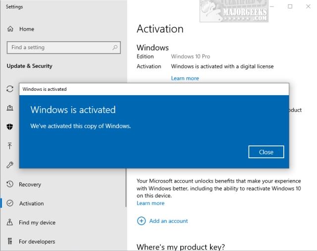 Do Cheap Windows 10 Keys Really Work? - MajorGeeks