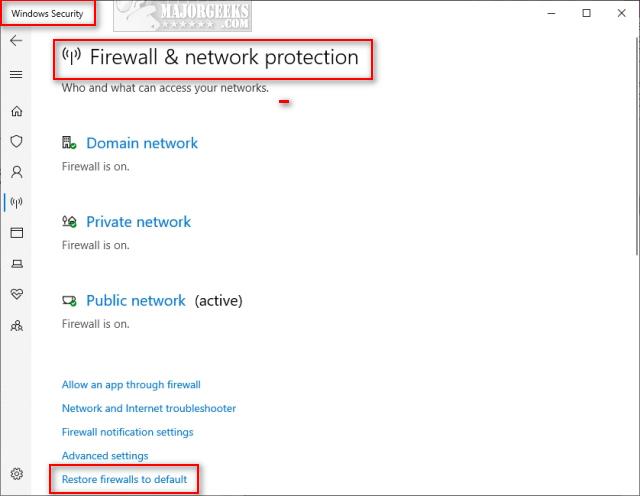 How to Fix Windows 10 Start Menu Search Not Working - MajorGeeks