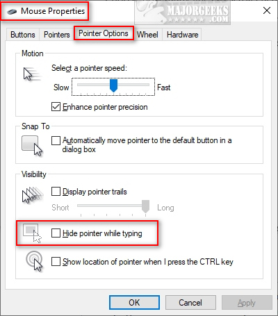 How to Fix Mouse Cursor Jumping or Moving Randomly While