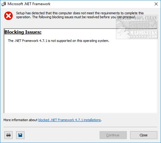 Troubleshooting Microsoft .NET Framework Installations and ...