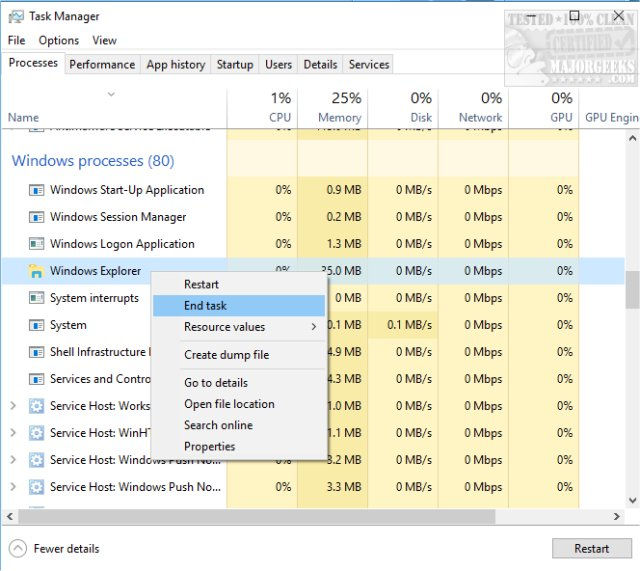 How to Rebuild the Windows Icon Cache When Thumbnails or