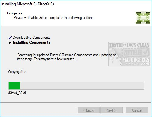 xinput13 dll is missing free download