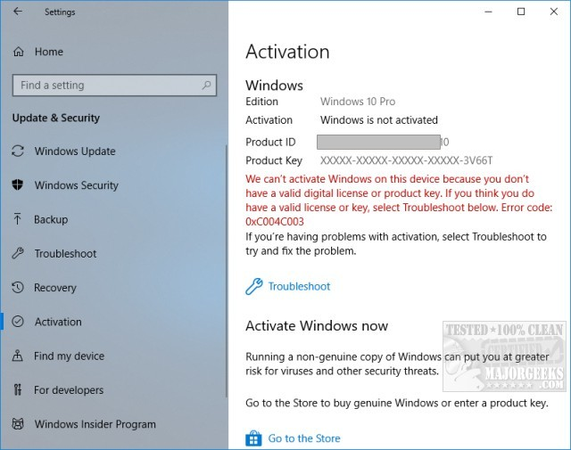 windows 10 will not update