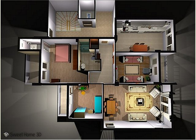 Sweet home 3d provides home arrangement visualization for Sweet home 3d furniture