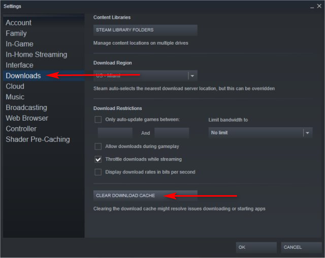How to Fix 'Update Queued' in Steam - MajorGeeks