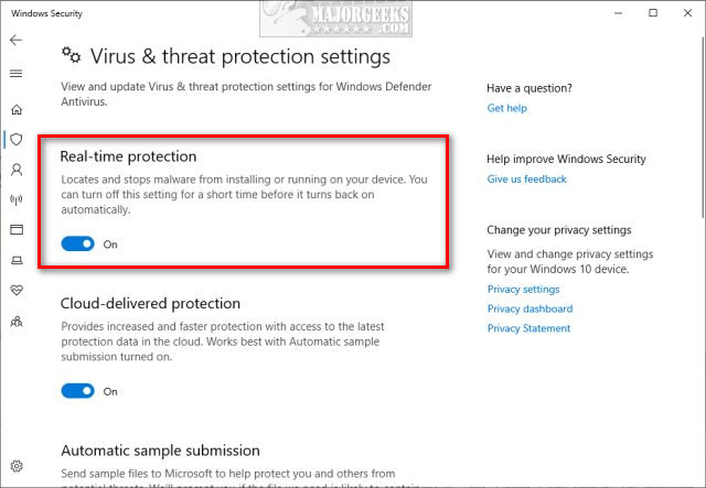 how to turn off windows file protection