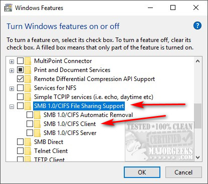 Windows 10 Can't See Other Computers on Network - MajorGeeks