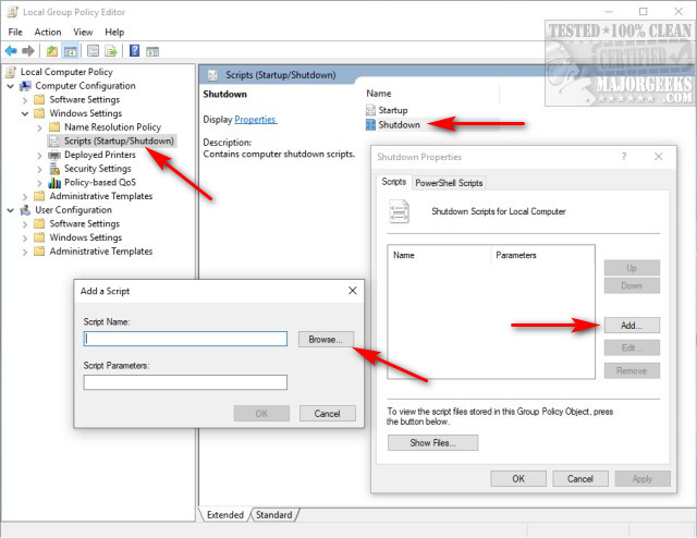 How to Empty the Recycle Bin When Shutting Down Your