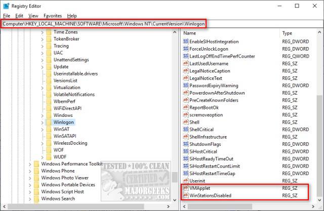 How to Fix Windows Script Host Errors on Startup - MajorGeeks