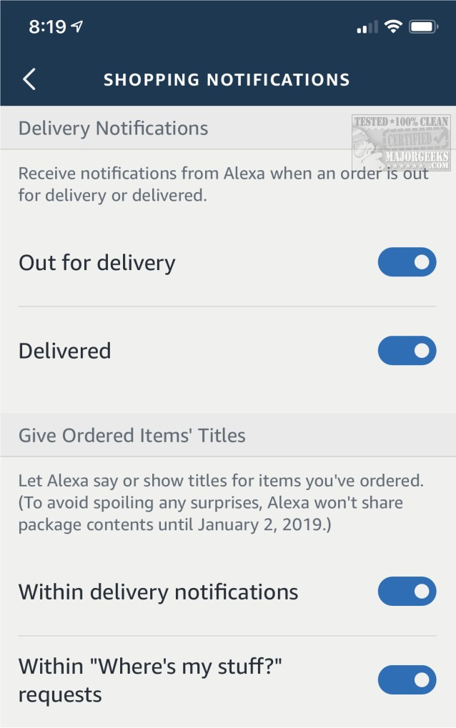 How to Stop or Change the Amazon Alexa Flashing Green Ring - MajorGeeks