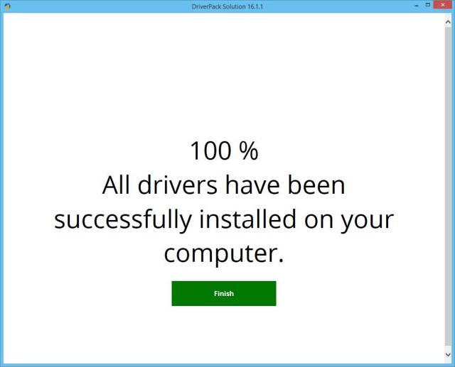 driverpack solution online download