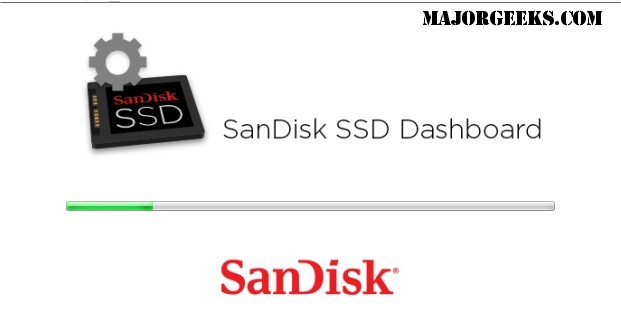Download SanDisk SSD Dashboard - MajorGeeks