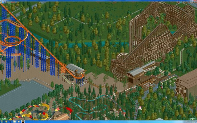 Download OpenRCT2 - MajorGeeks