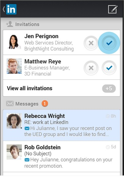 Download LinkedIn for Android - MajorGeeks