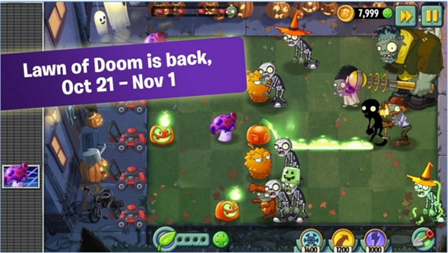 Download Plants vs  Zombie 2 for Android - MajorGeeks