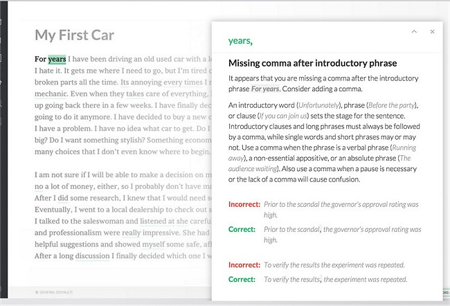 Download Grammarly for Chrome - MajorGeeks