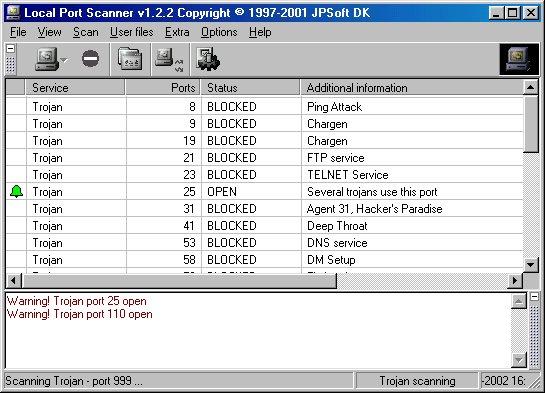 Download Local Port Scanner - MajorGeeks