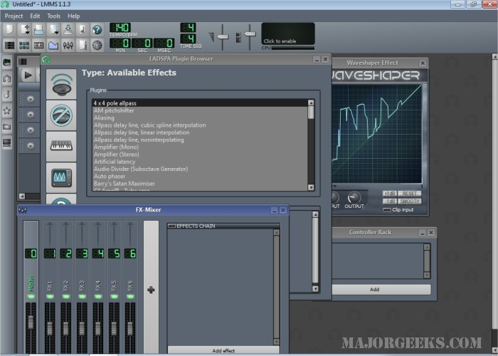 SAMPLE LMMS TÉLÉCHARGER