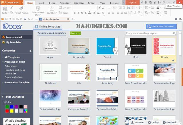 Download WPS Office - MajorGeeks