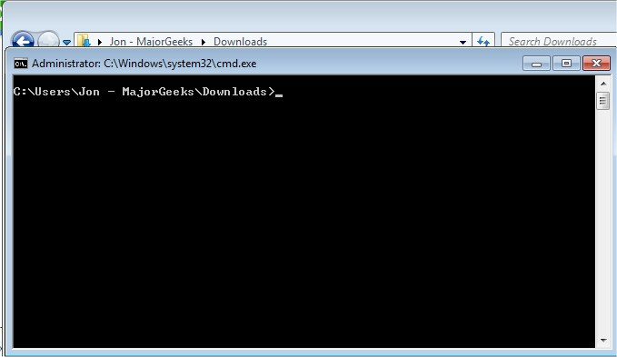 Download Open Command Prompt Here - MajorGeeks
