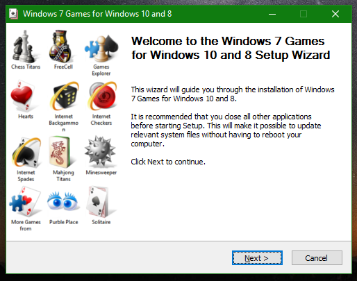 Download Windows 7 Games For Windows 10 - MajorGeeks