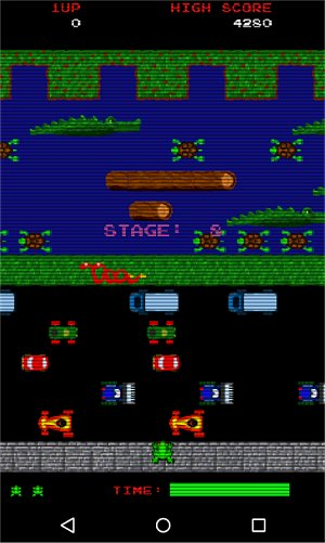 Download Retro Jumping Frog for Android - MajorGeeks