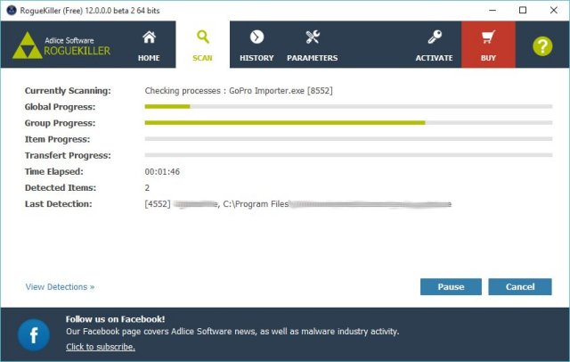RogueKiller 12.11.32 License Key & Crack With Portable