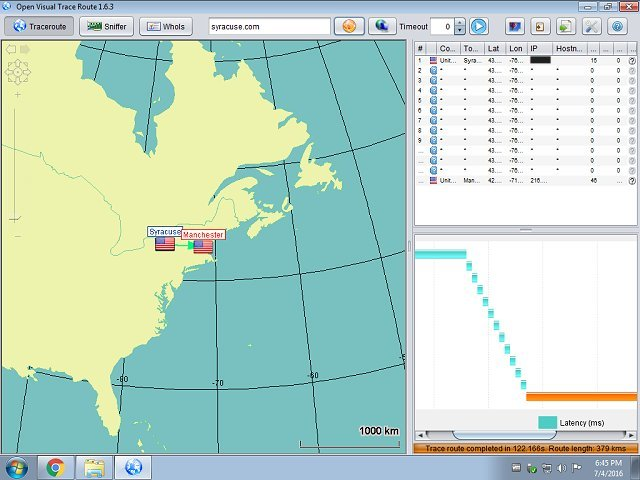 download visual traceroute