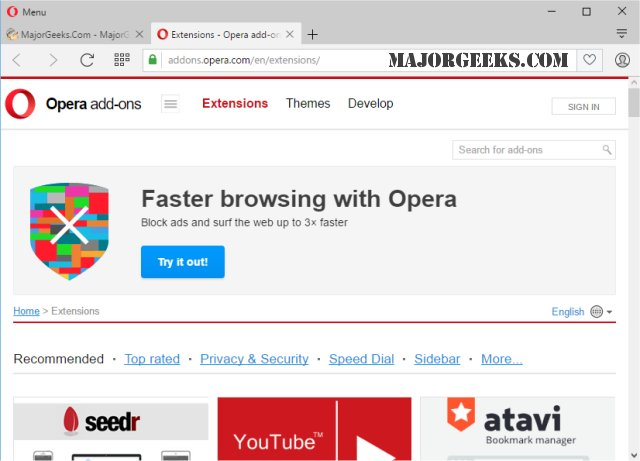 opera browser download for windows 8