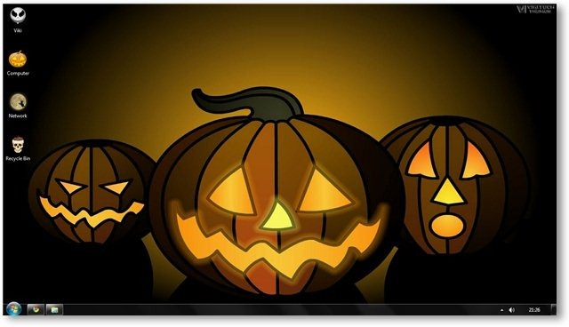 download halloween theme for windows majorgeeks