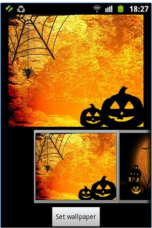 Download Halloween Theme for Android - MajorGeeks