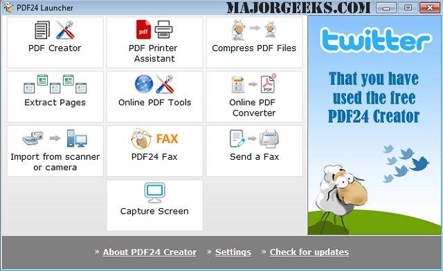 pdf24 creator download free