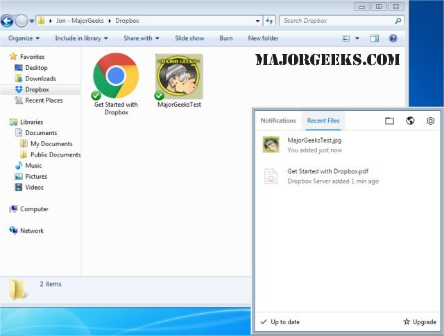 Download Dropbox - MajorGeeks