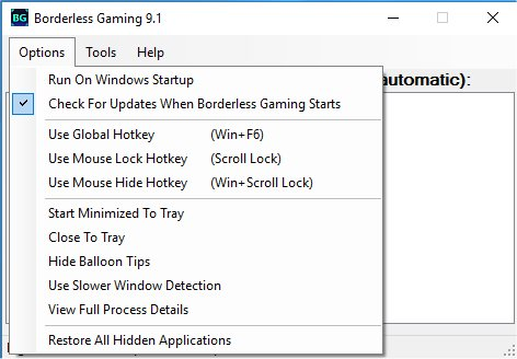borderless gaming 9.5 5 free download