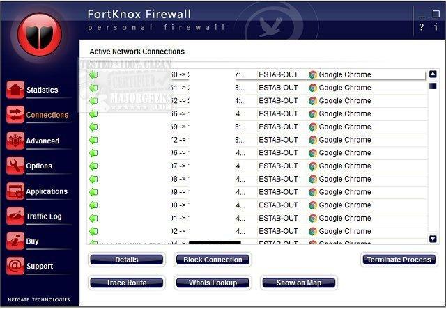 FortKnox Personal Firewall 2017-21.0.620