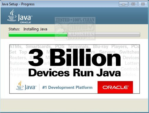 Download Java Runtime Environment 32-Bit - MajorGeeks