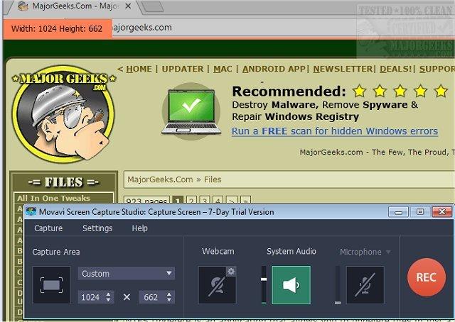 activation key for movavi screen capture studio 7