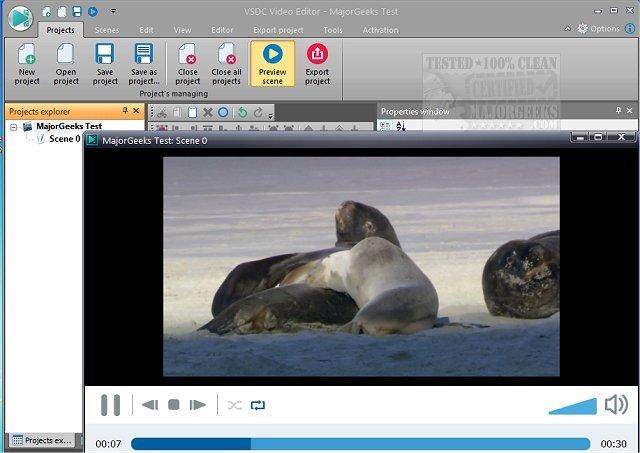 Download VSDC Free Video Editor - MajorGeeks