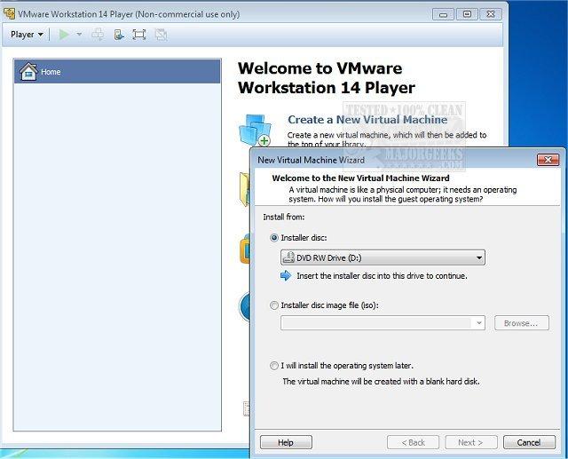 Download vmware workstation 15 player majorgeeks.