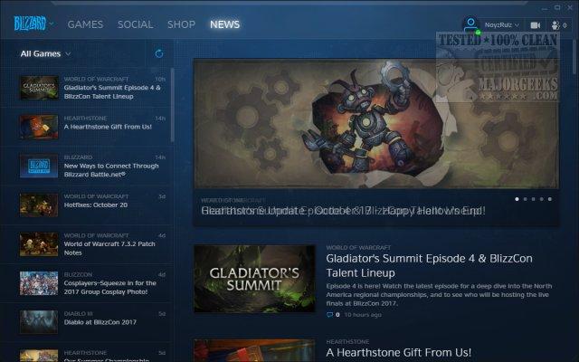 Download Blizzard Battlenet Majorgeeks