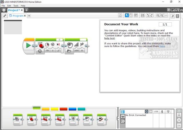 Download LEGO Mindstorms EV3 - MajorGeeks