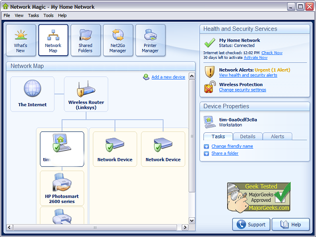 Download network magic basic majorgeeks.