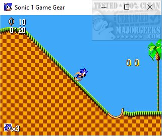 Download Sonic 1 Game Gear Remake Majorgeeks