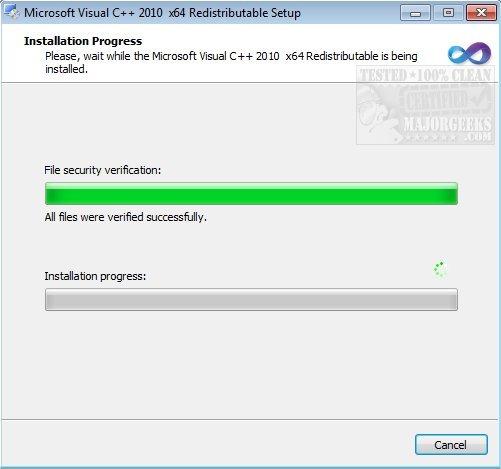 microsoft visual c++ download 2010
