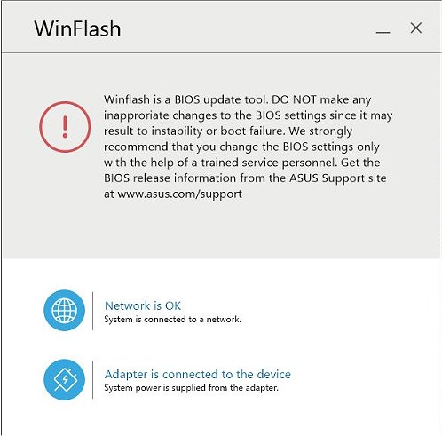 Download ASUS WinFlash - MajorGeeks