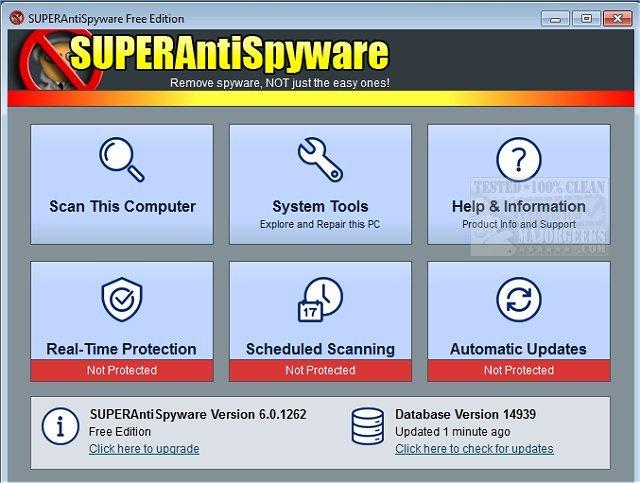 anti spyware download freeware