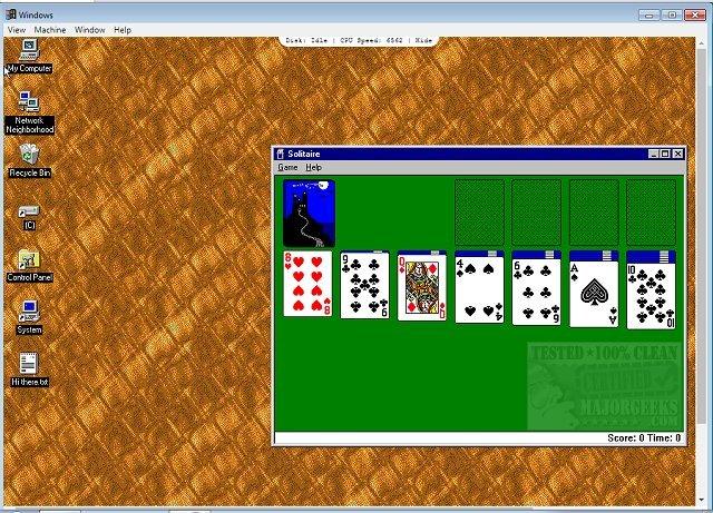 internet explorer para windows 95