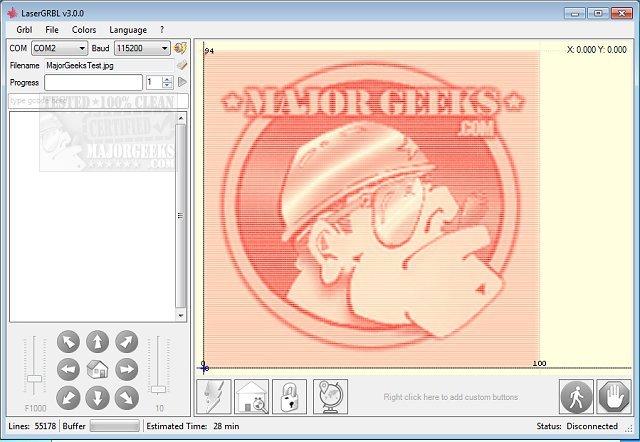 Download LaserGRBL - MajorGeeks